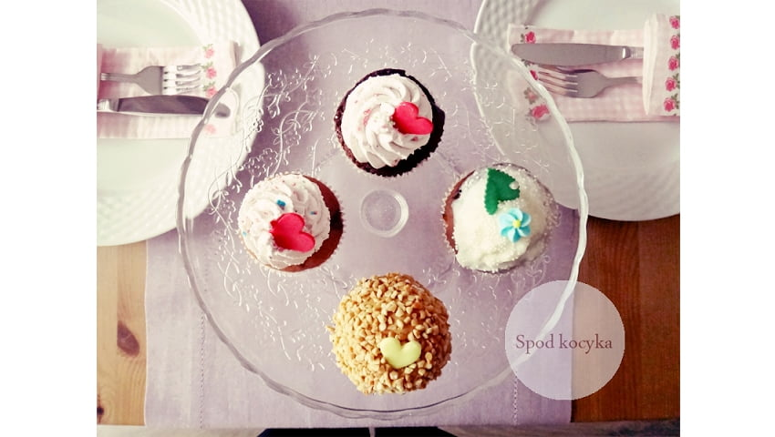 babeczki cupcakes