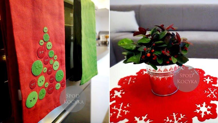 dekoracje świąteczne w domu blog