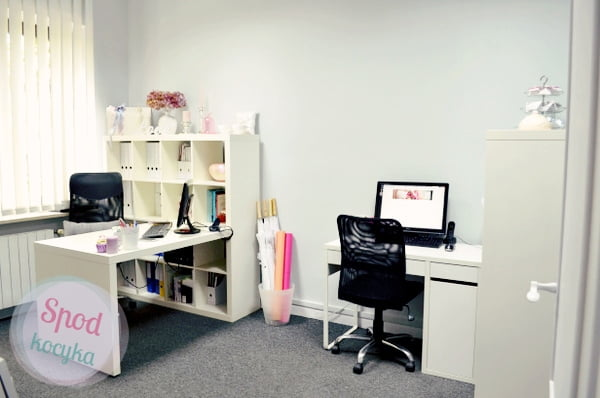 wedding consultant's office
