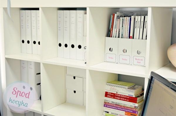 organizacja biura printable do druku