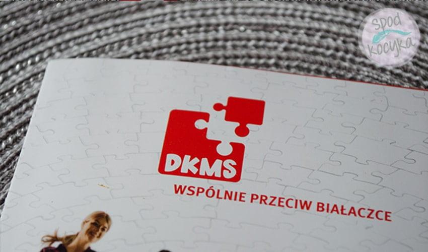 DKMS zostać dawcą