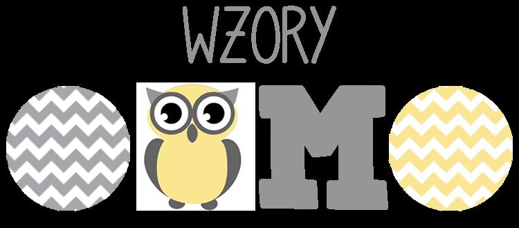 children's room zigzag chevron gray yellow owls