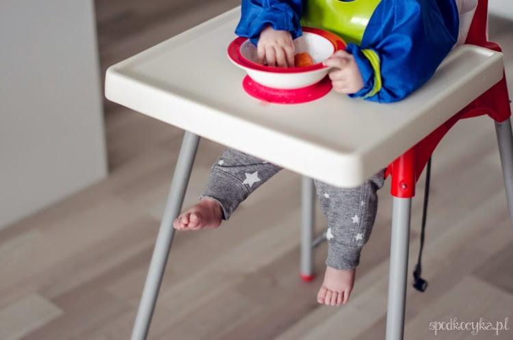 BLW Baby Led Weaning Bobas Lubi Wybór