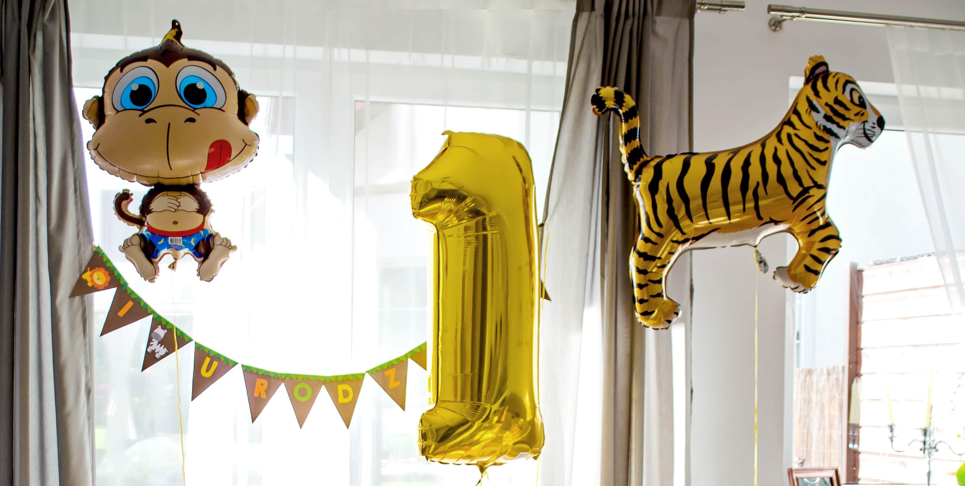 jak zorganizować dziecku urodziny