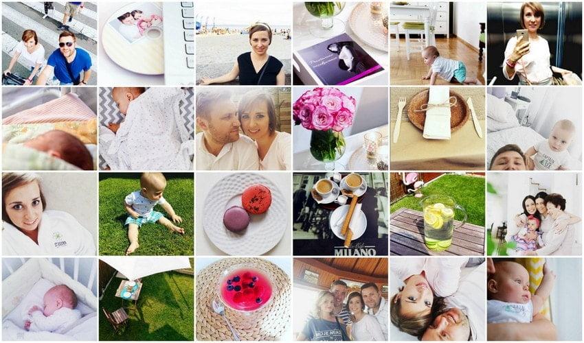 najlepszy instagram blog