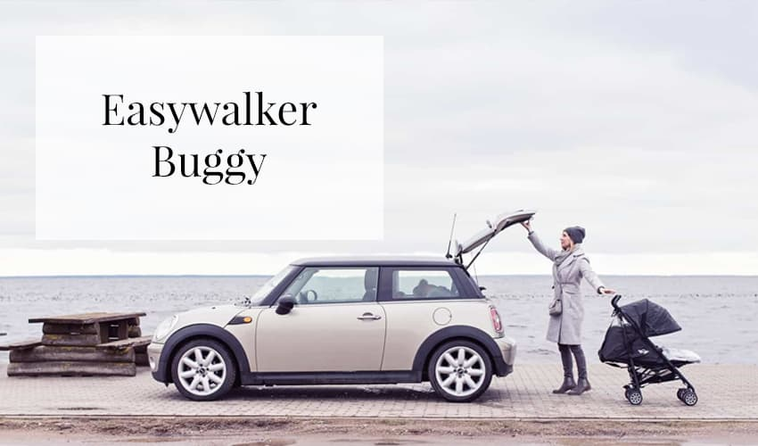Easywalker Buggy reviews