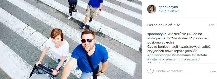 instagram horizontal photo blog