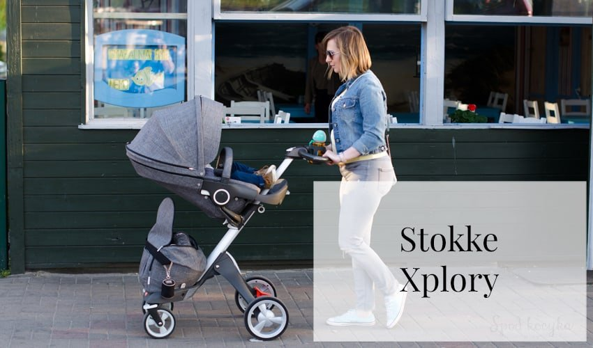 Stokke Xplory reviews