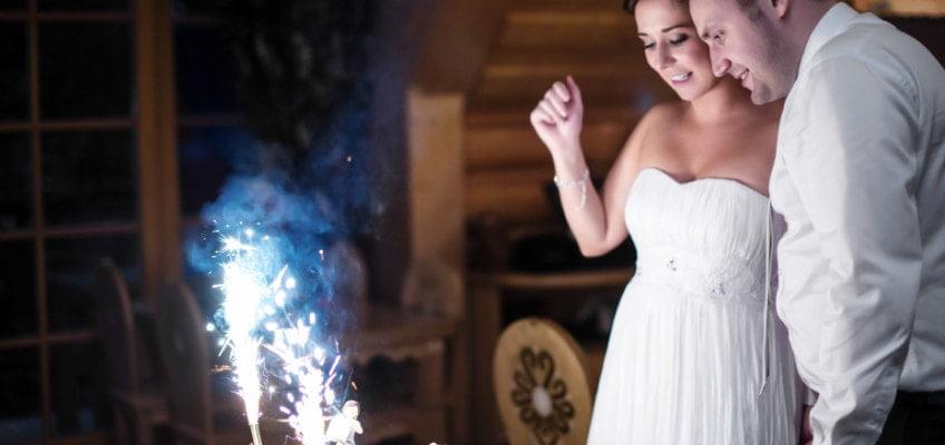 kameralny ślub i wesele w Zakopanem