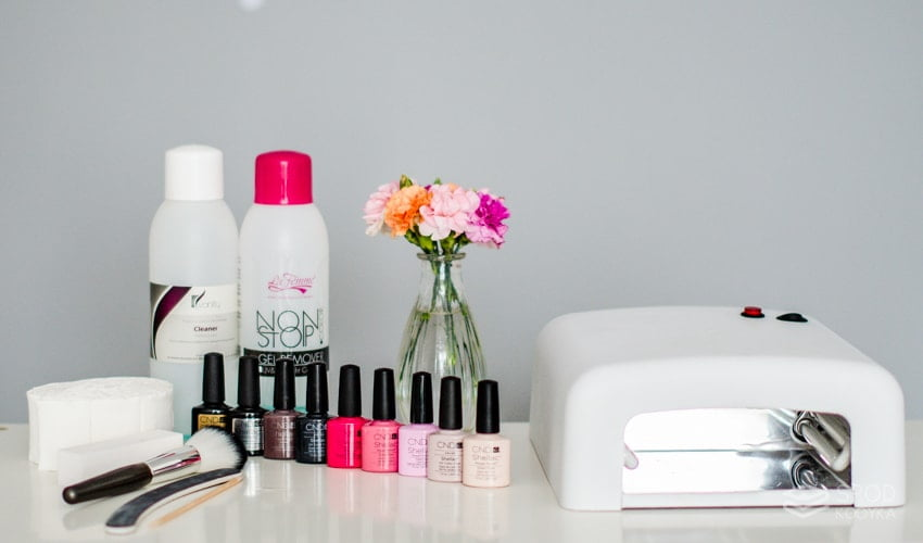 hybrid manicure what you need to buy