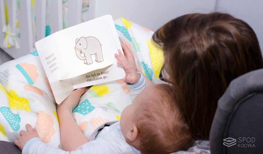 najlepsze książeczki dla dziecka