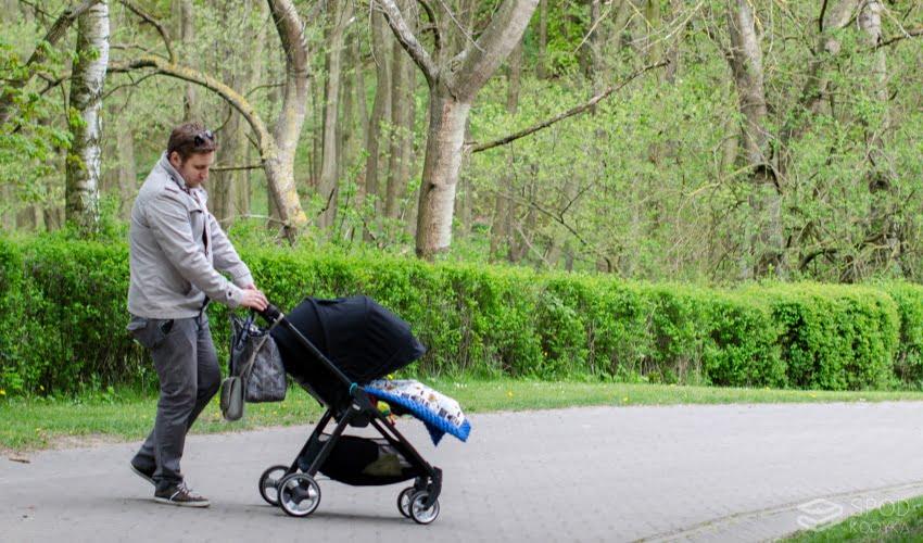 blog parentingowy testy wózków