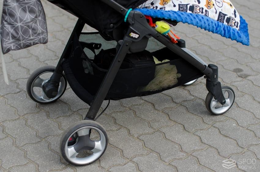 Armadillo Flip Mamas & Papas kosz na zakupy