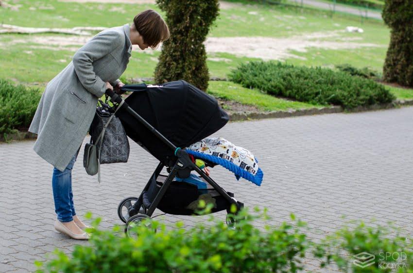 blog parentingowy recenzjea wózka