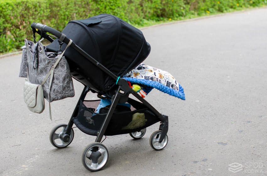 Armadillo Flip Mamas & Papas torba pielęgnacyjna