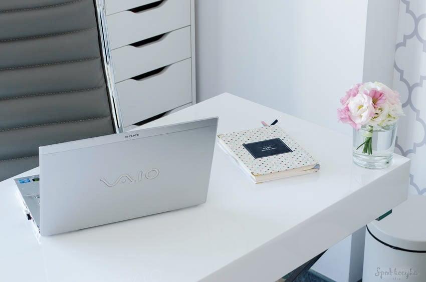 jak urządzić biuro blog wnętrzarski