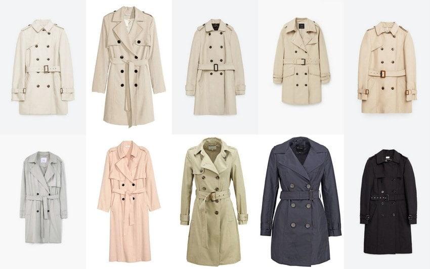 fashion blog trench coat