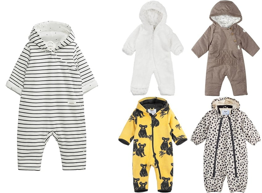 how many clothes to buy for a newborn baby