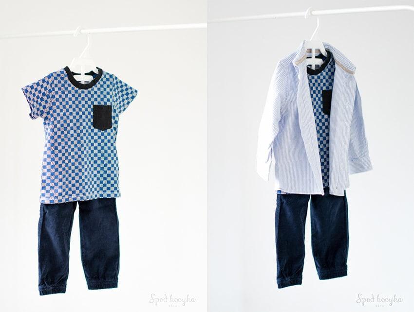używane ubranka dla dzieci