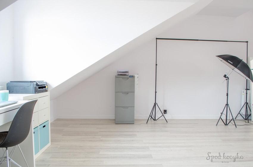 domowe studio fotograficzne