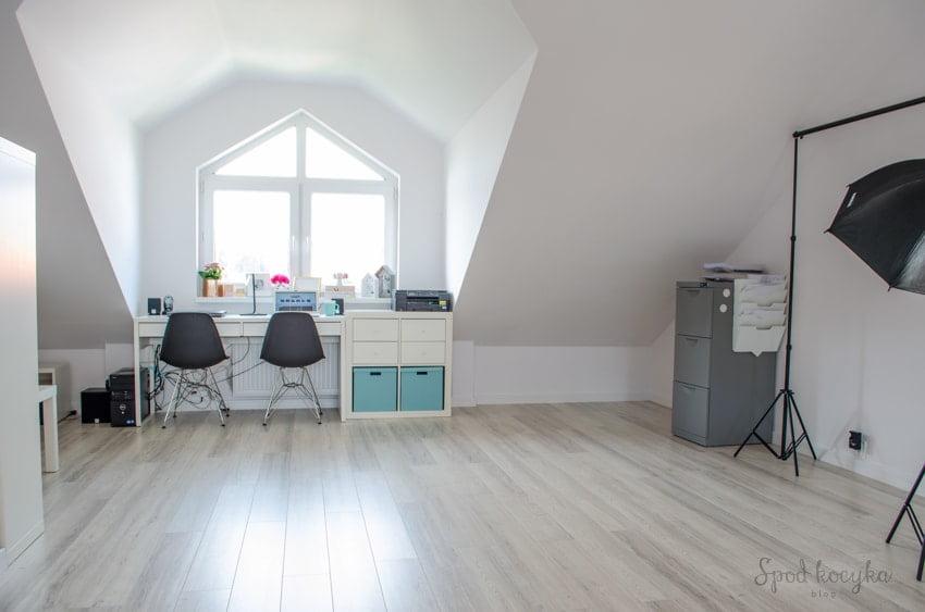 biuro krzesła eames