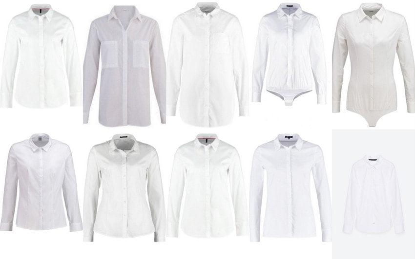 biała koszula blog modowy