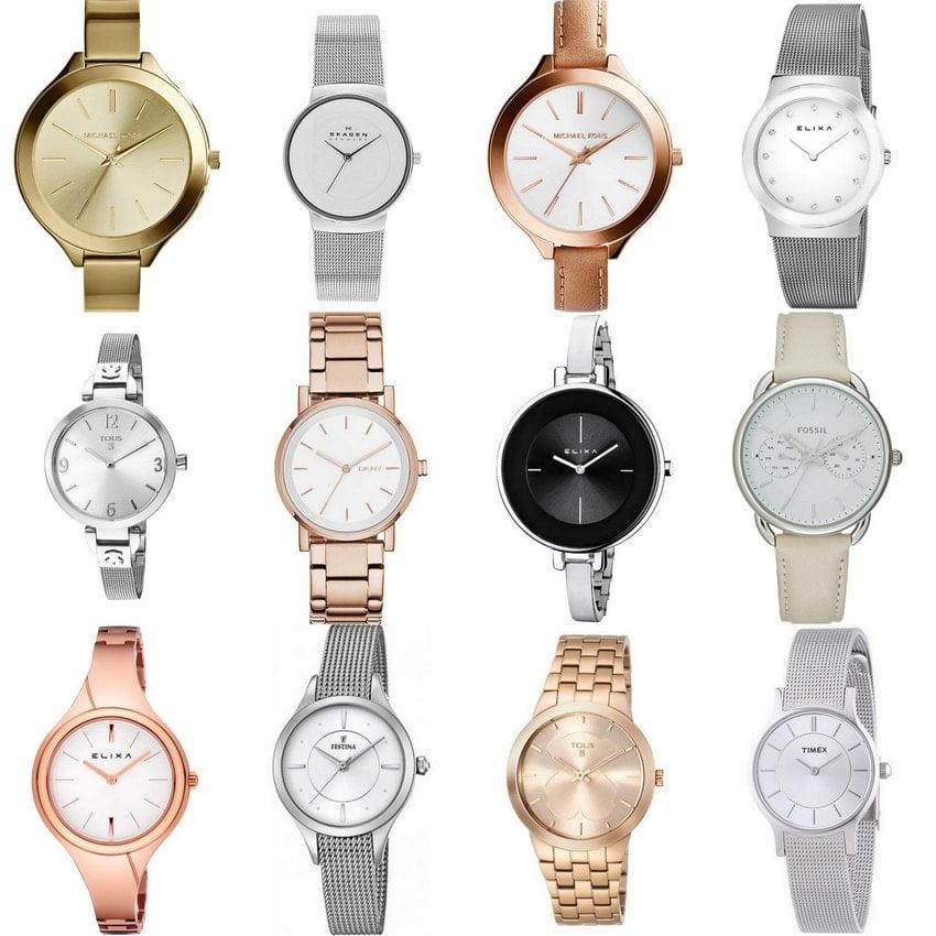 capsule wardrobe zegarek