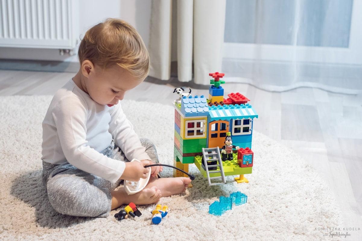 najlepsze zabawki klocki lego duplo