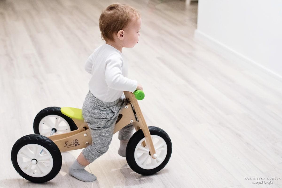 rowerek biegowy blog parentingowy