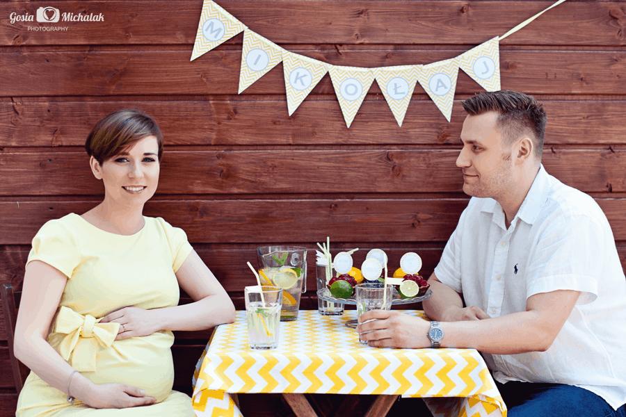 moda ciążowa sukienka happymum