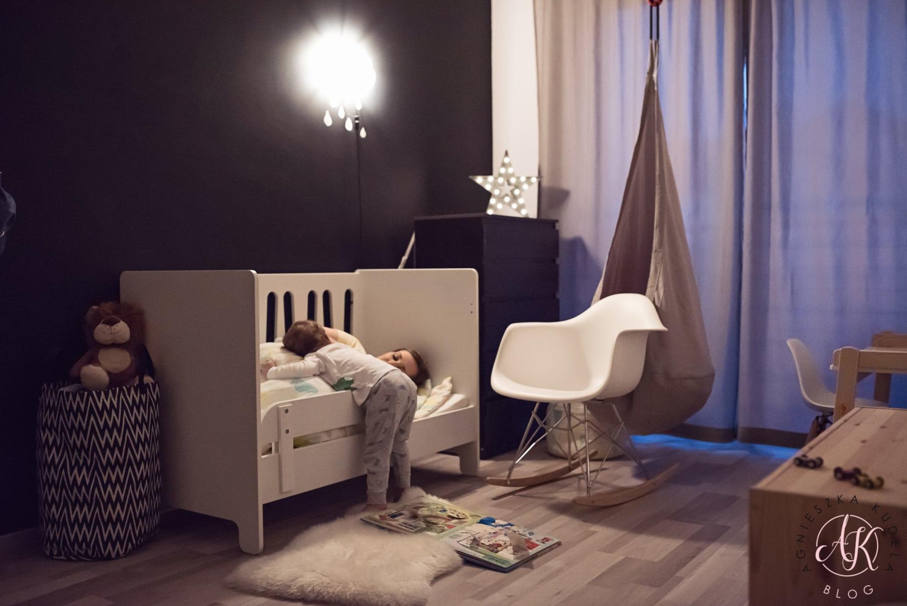 strefy w pokoju dziecięcym