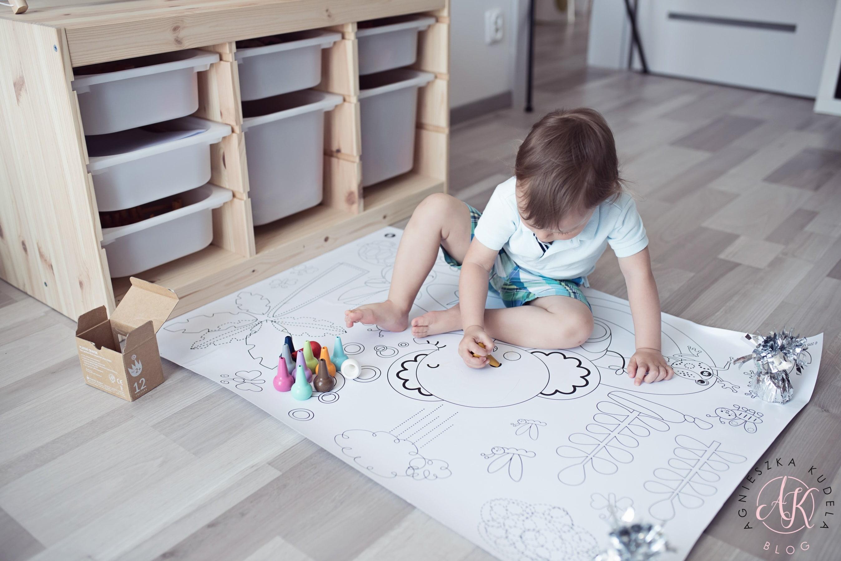 pokój dziecięcy blog parentingowy
