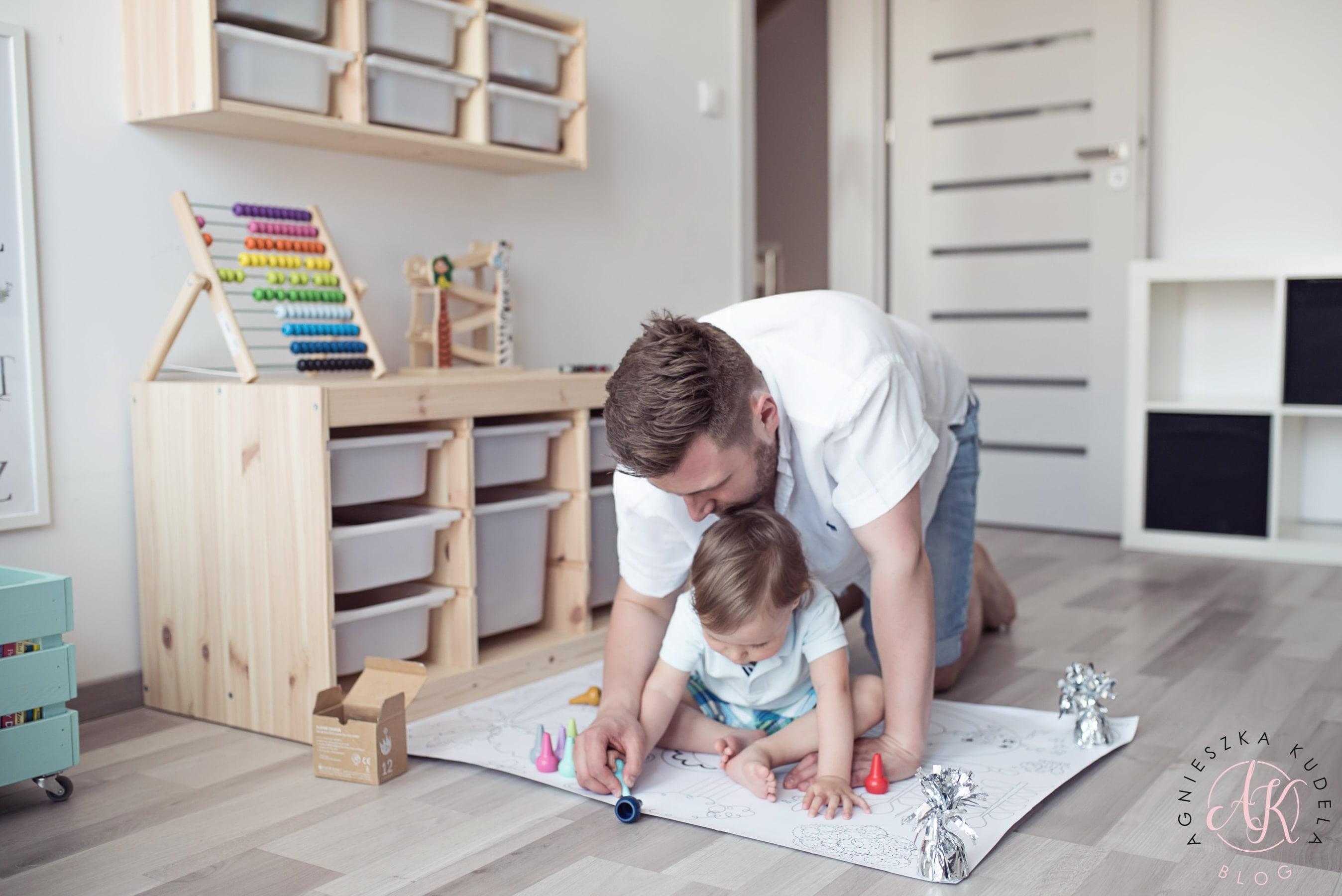wystrój pokoju dla dziecka