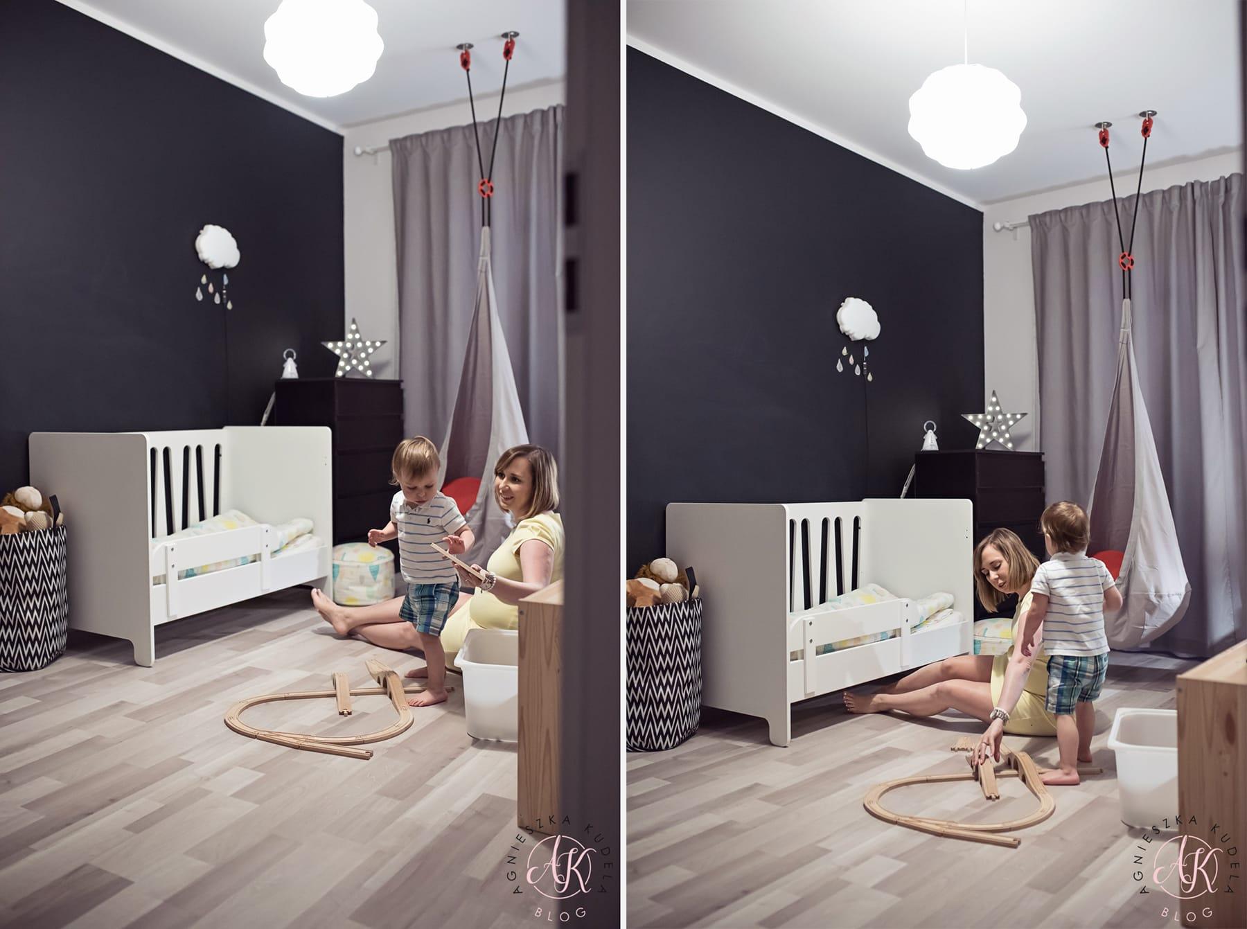 oświetlenie nocne do pokoju dla dziecka