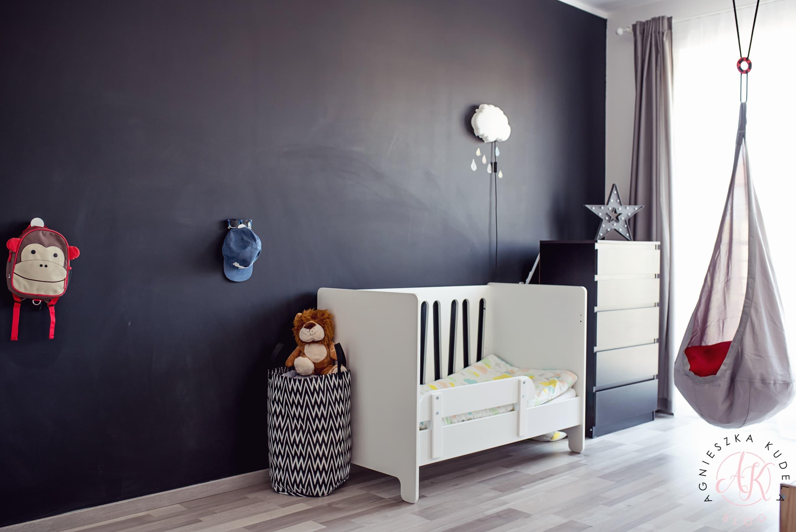 strefa do spania dla dziecka