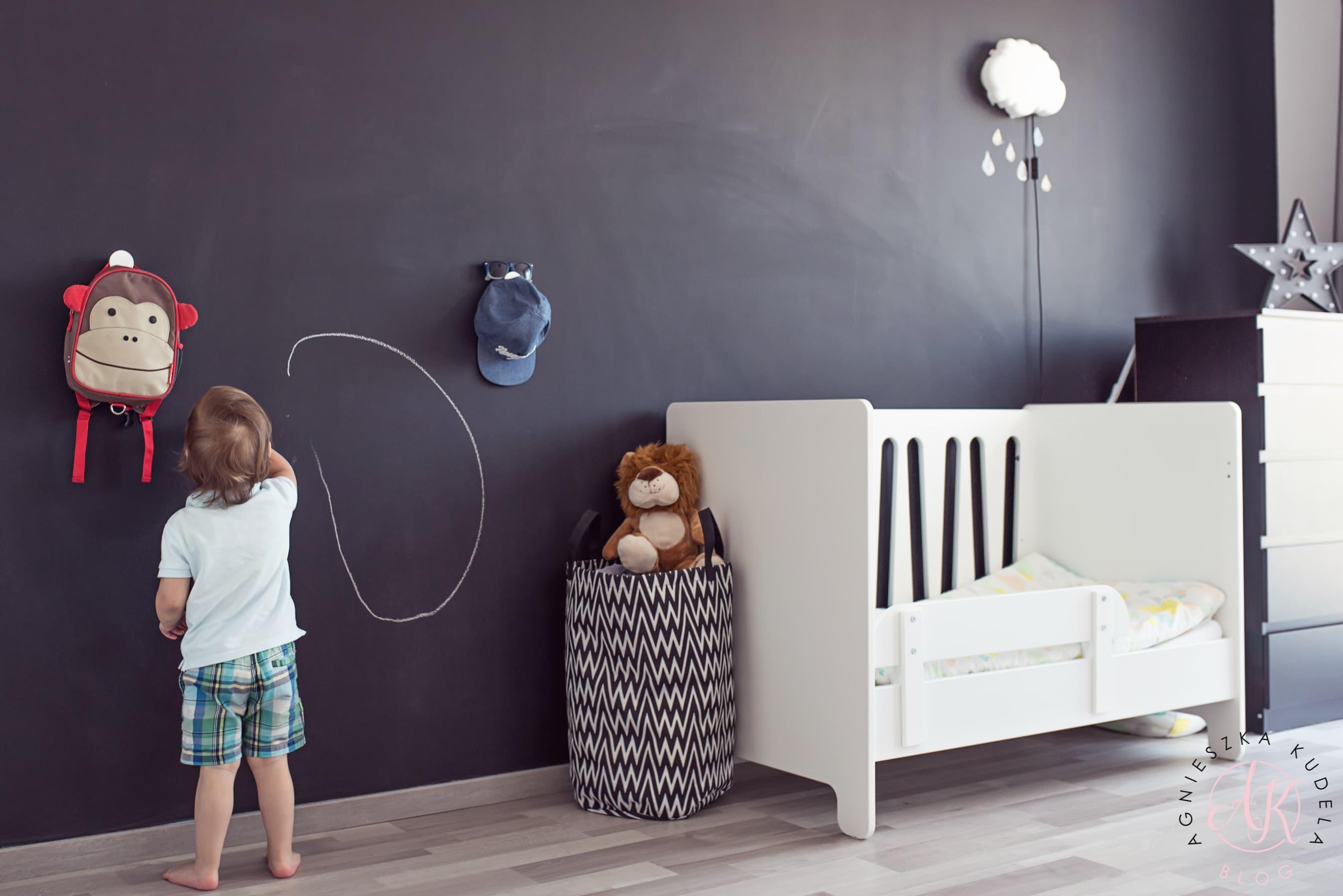 pokój dziecięcy wystrój