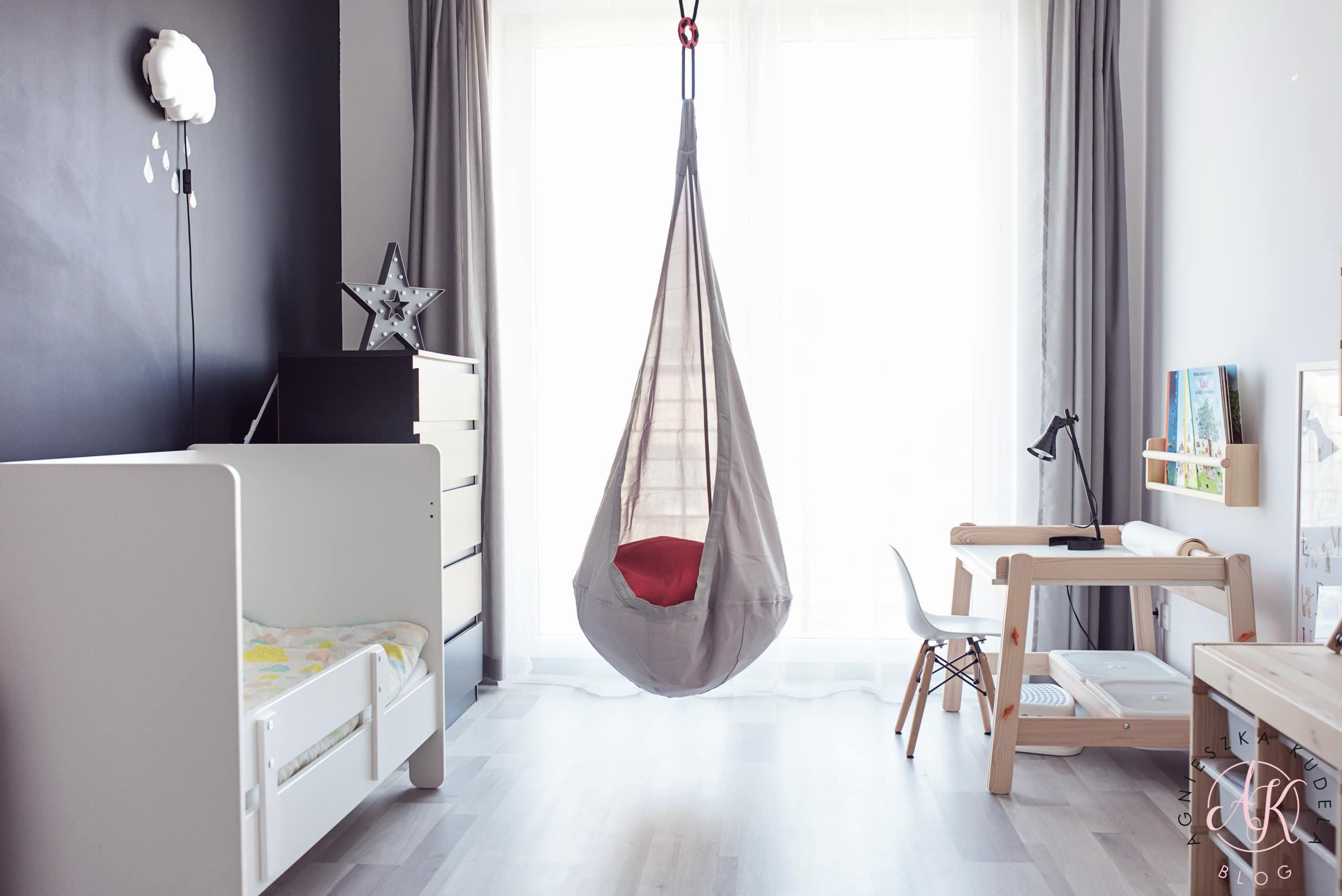 hamak do pokoju dziecięcego