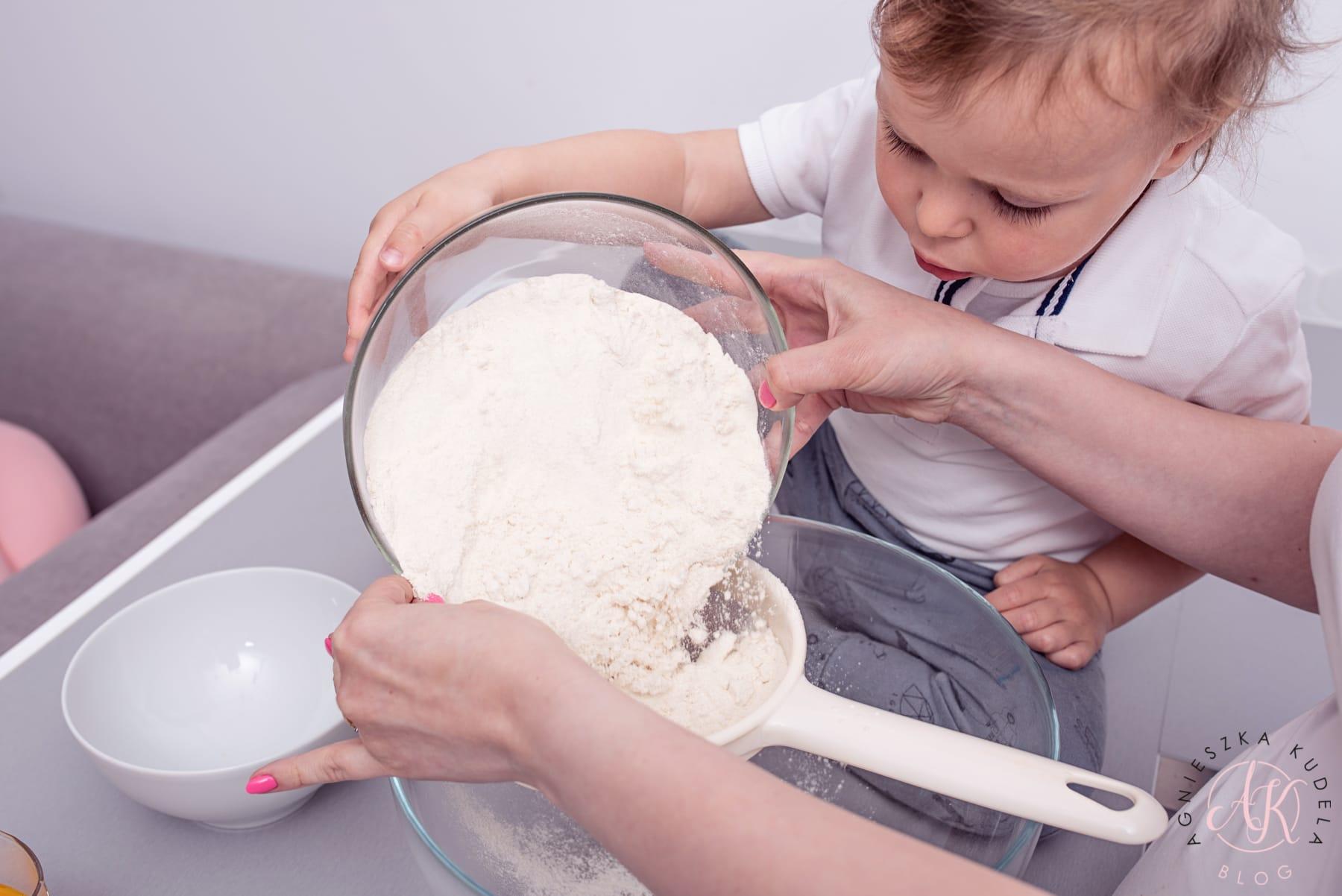 ciastka bez białka mleka krowiego