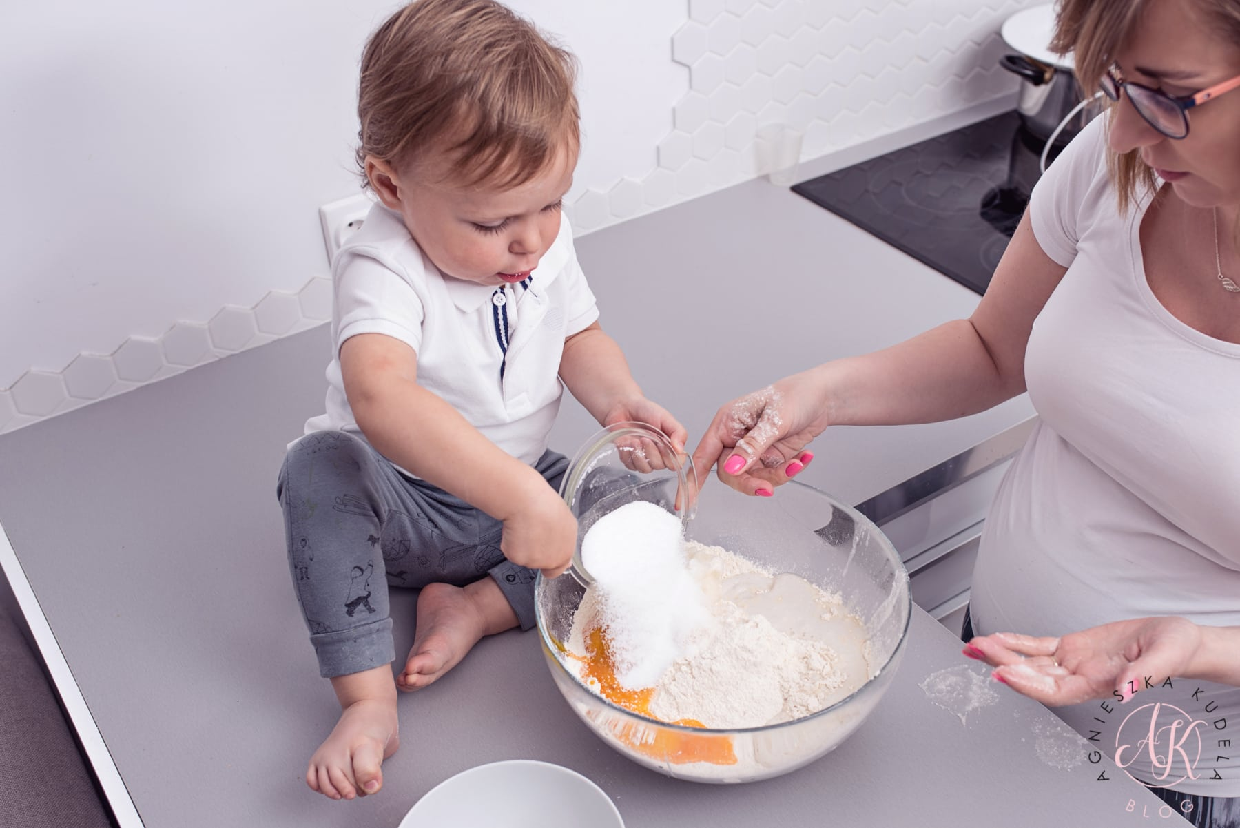 przepis na ciasteczka dobre dla dzieci