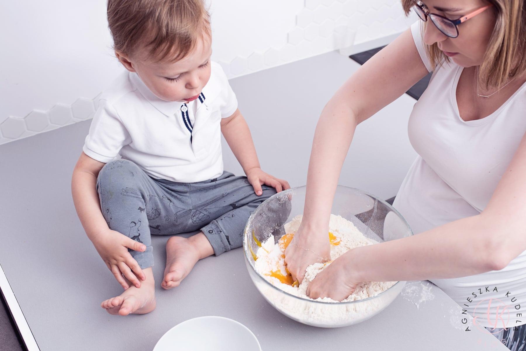 przepis na zdrowe ciasteczka fit