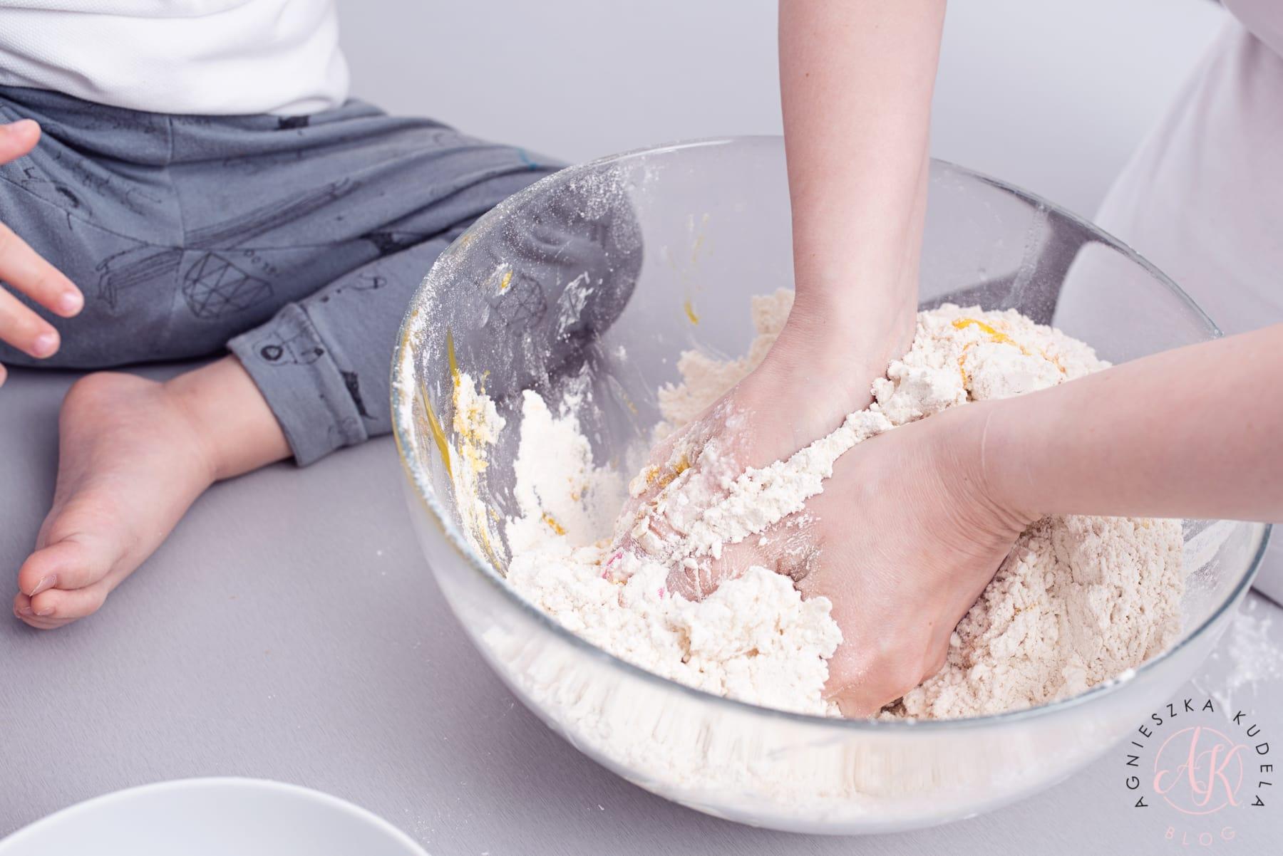 przepis na ciastka orkiszowe bez cukru