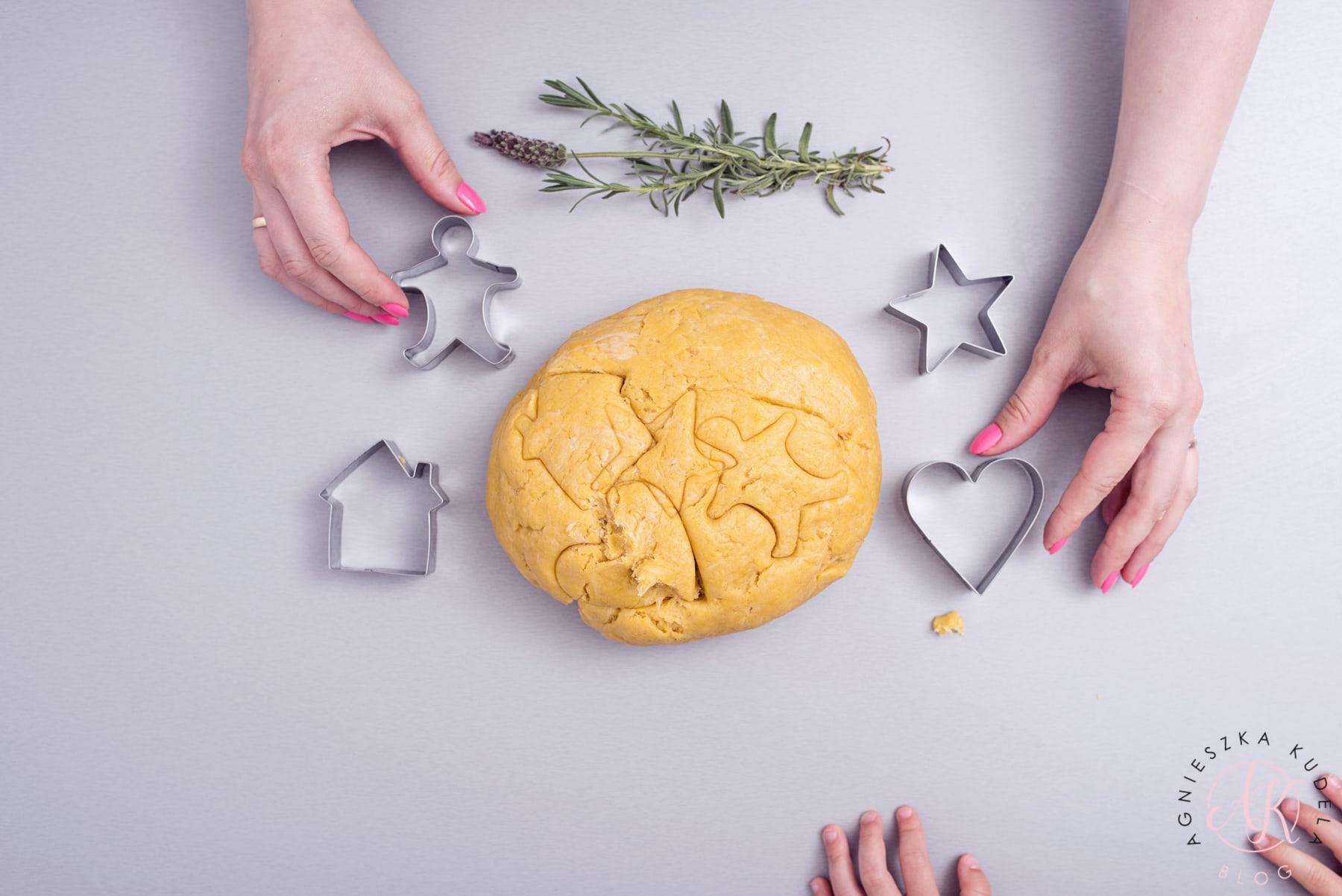przepis na ciastka fit