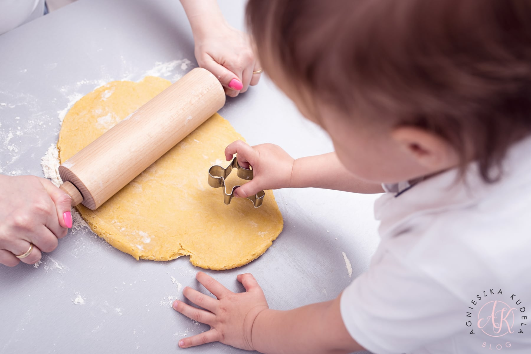 ciasteczka orkiszowe bez mleka masła cukru fit dla dzieci