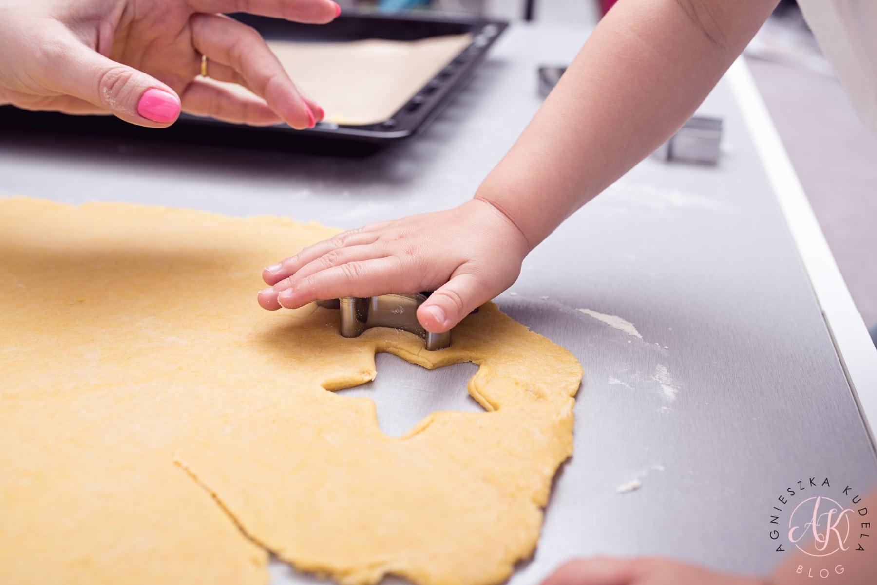 ciasteczka bez laktozy przepis