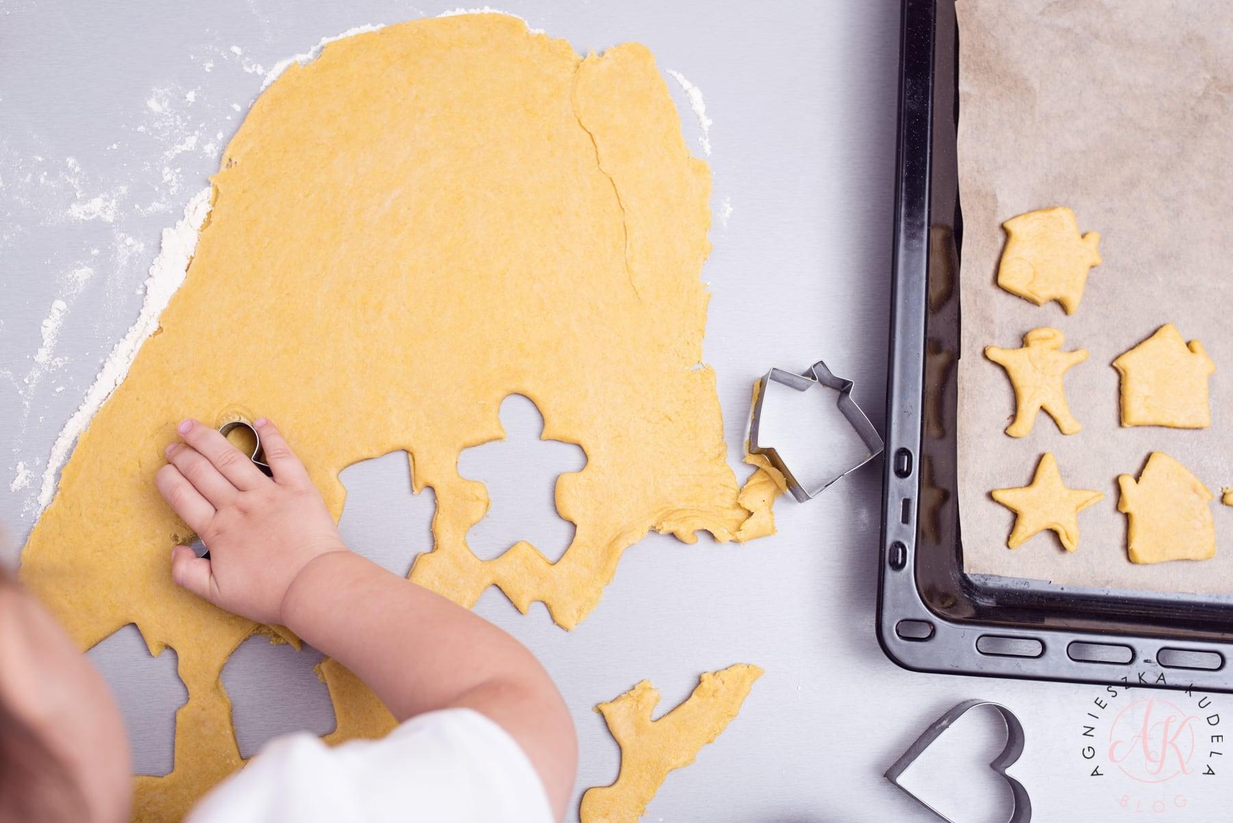 przepis na ciastka bez laktozy