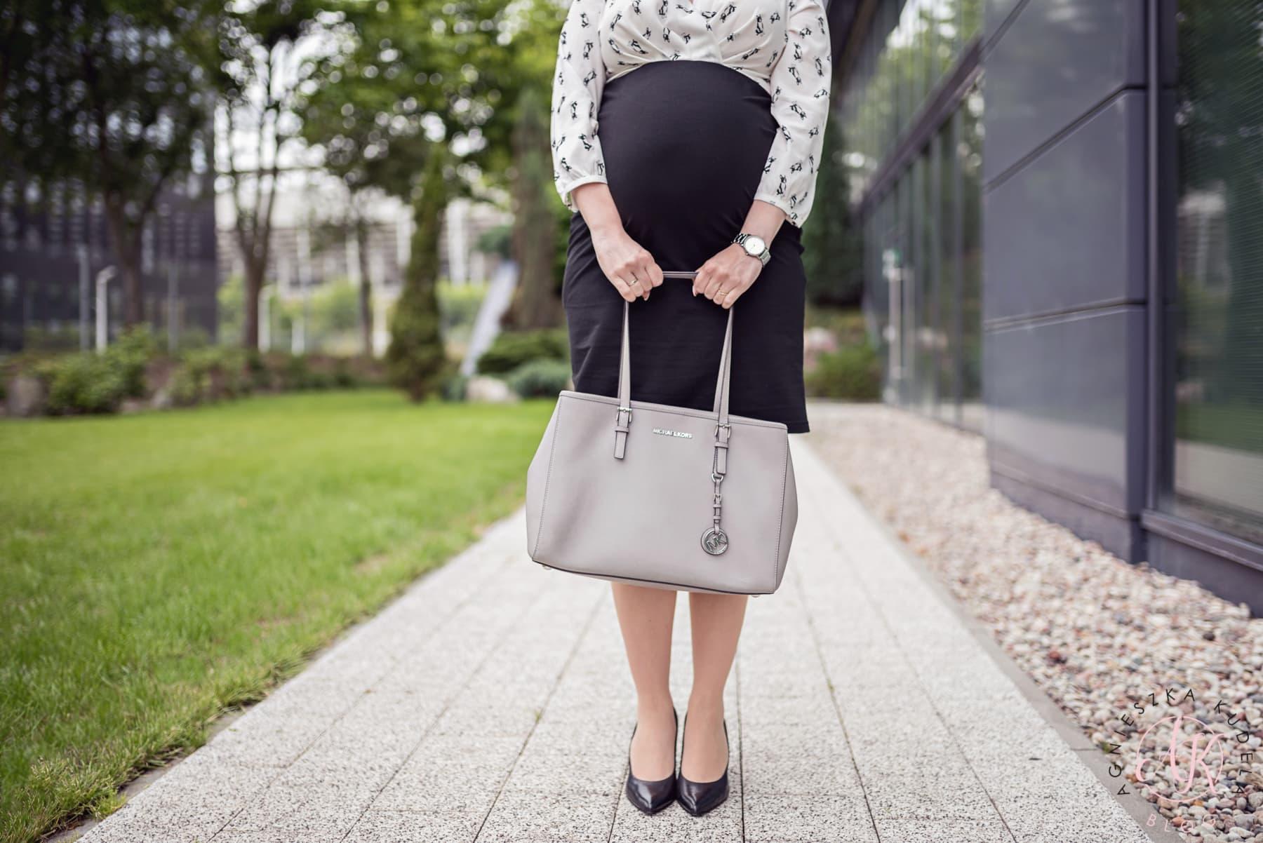 buty do pracy w ciąży