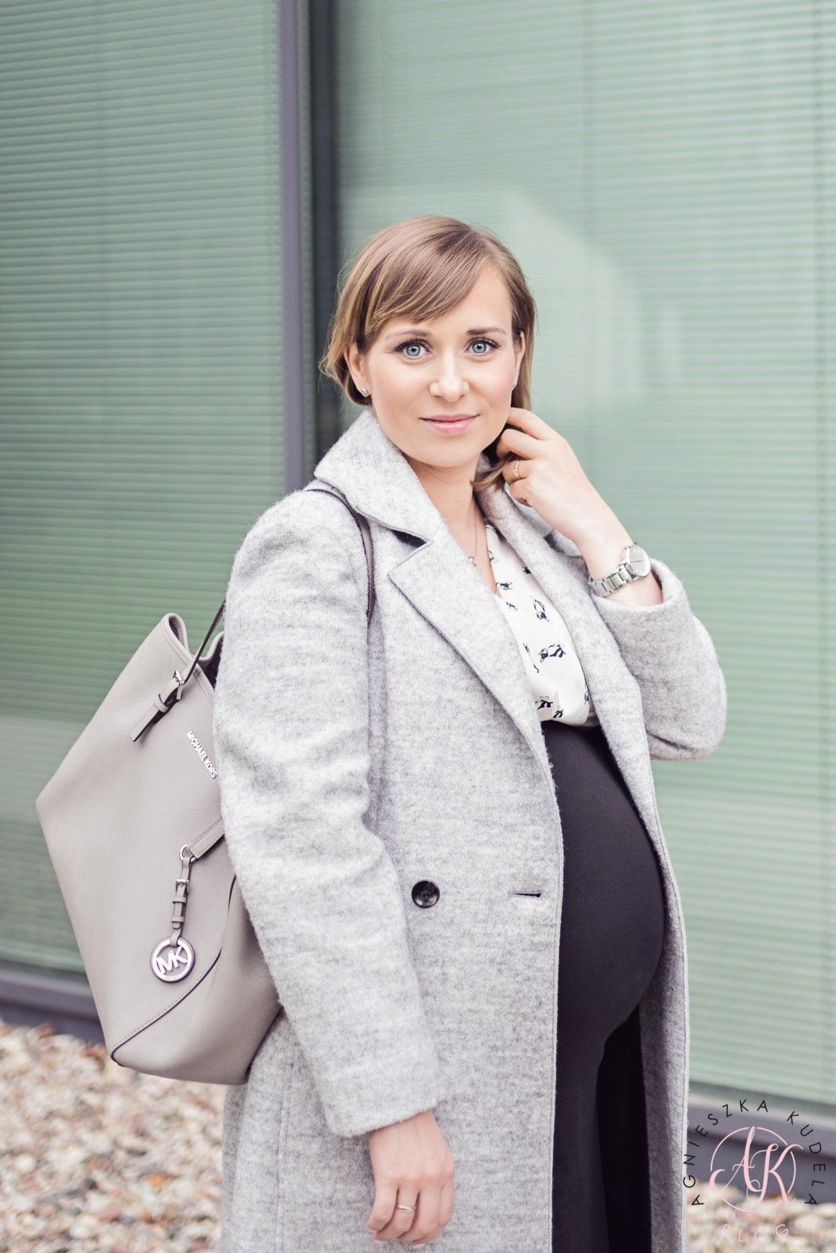 moda ciążowa na wiosnę