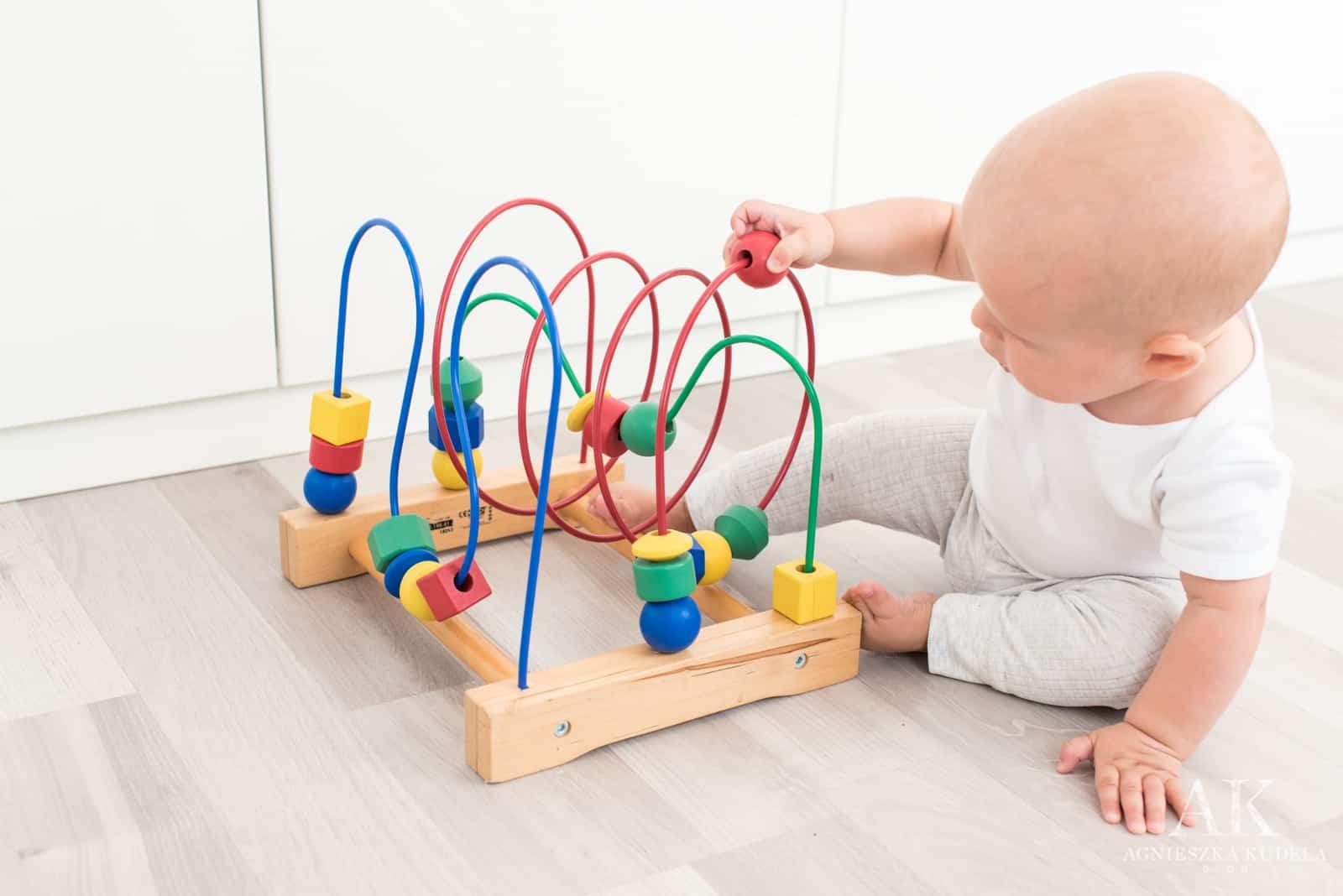 zabawka dla dziecka wspierająca rozwój
