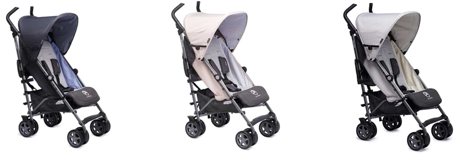 Easywalker Buggy Plus Mini kolory