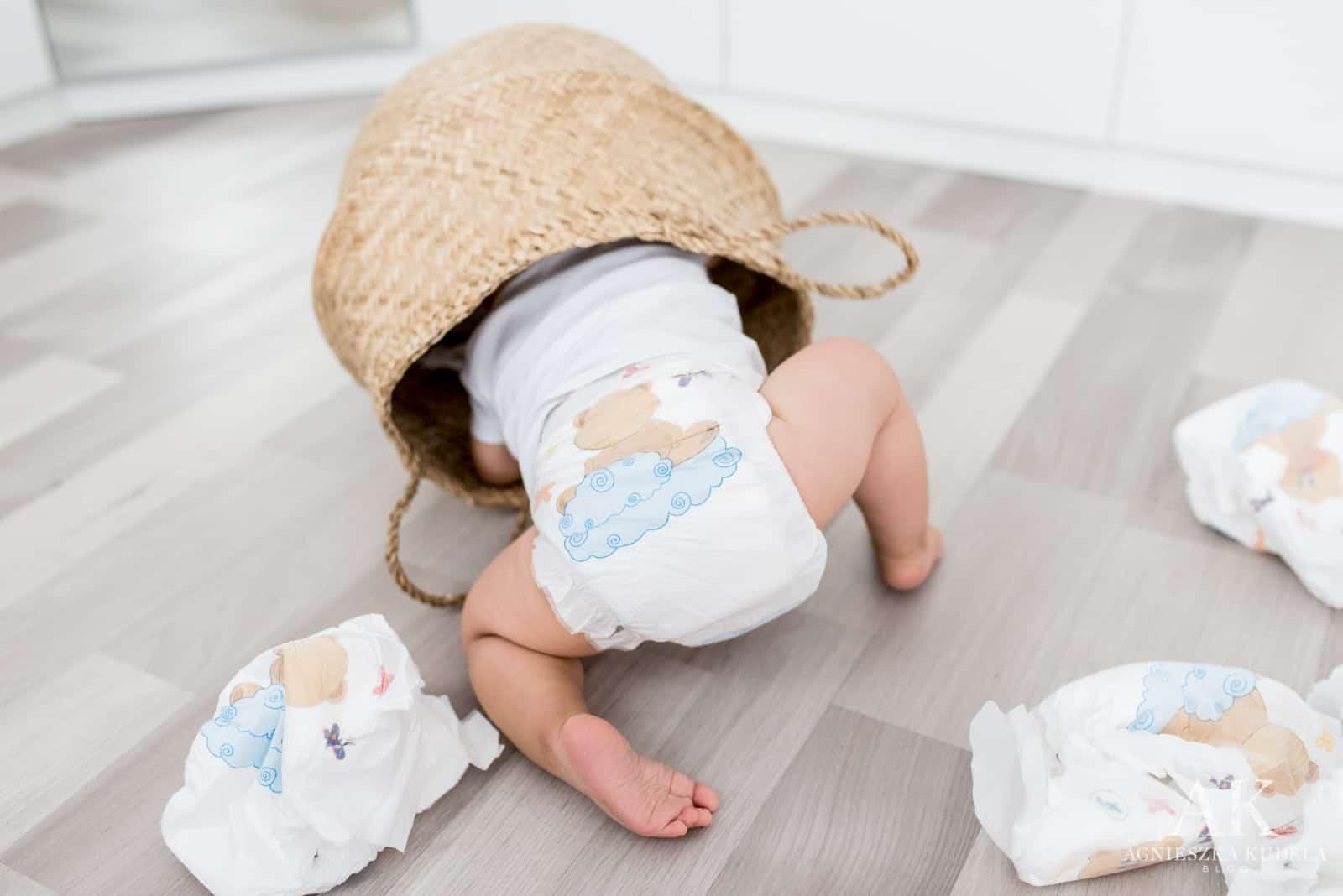 pieluchy ekologiczne jednorazowe najlepsze dla noworodka
